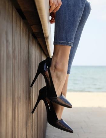 もう悩まない レディース靴 合わせ方 コーデ ハマる靴 選ぶ法則