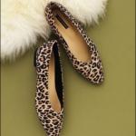流行のアニマル柄(ヒョウ・レオパード)靴・ブーツ、どうコーデする?