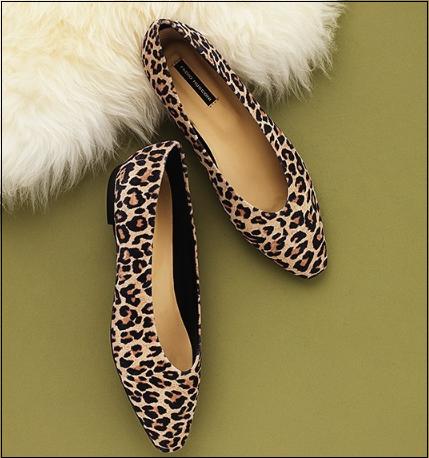 流行 アニマル柄 ヒョウ柄 レオパード柄 靴 ブーツ どうコーデする?