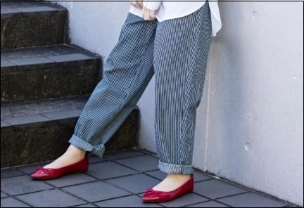 バレエシューズ GU 履きやすい 幅広 甲高 購入品レビュー 990円以上の価値
