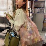 石原さとみ【恋はDeepに】バッグ ドラマ着用分 シンプルトート